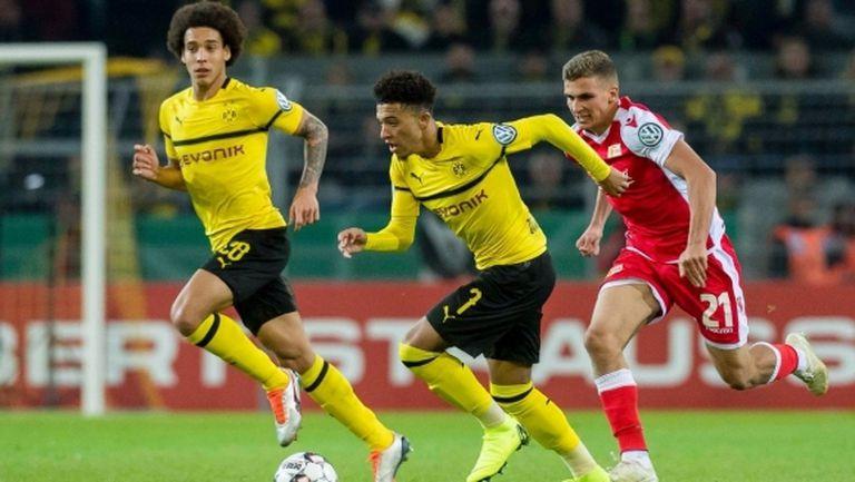 Ювентус готов да извади огромна сума за талант на Борусия Дортмунд