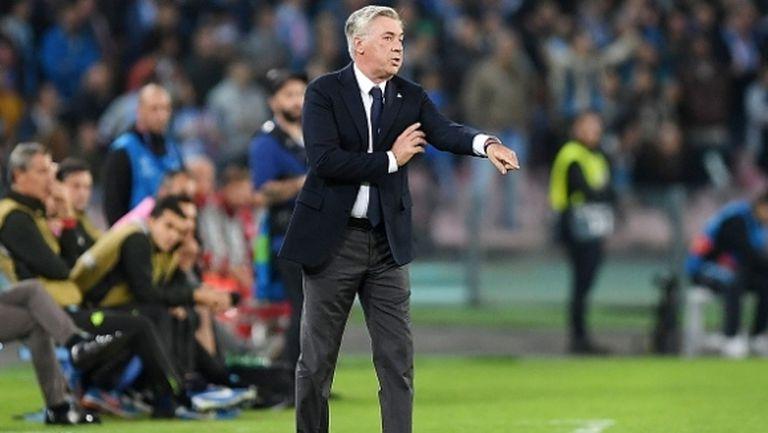 Карло Анчелоти: Не съжалявам за нищо след мача с Пари Сен Жермен