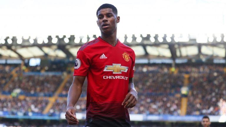 Рашфорд за Роналдо: За мен няма по-голямо вдъхновение във футбола