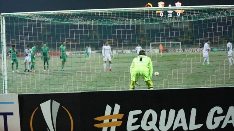 Симеон Славчев с цял мач при победа на Карабах
