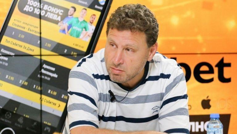 Вили Вуцов на два пъти отказвал да поеме ЦСКА (видео)