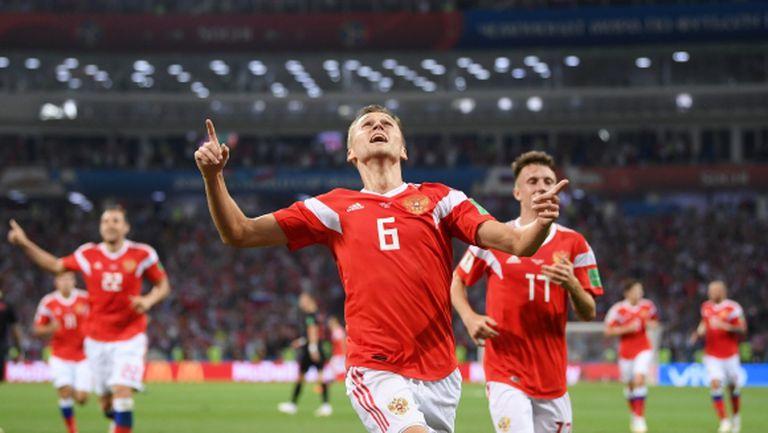 Русия без трима важни играчи за мача в Германия
