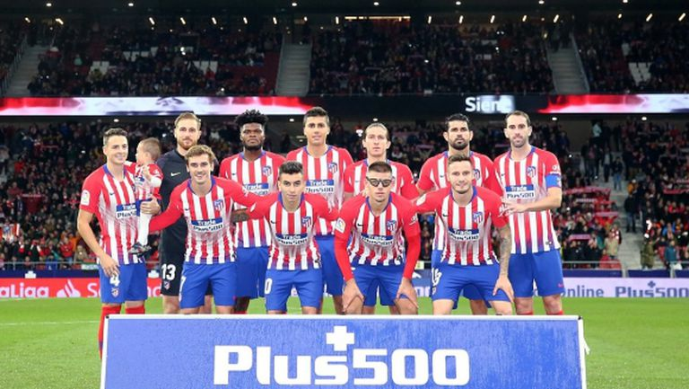Атлетико остана без защита 2 седмици преди сблъсъка с Барса