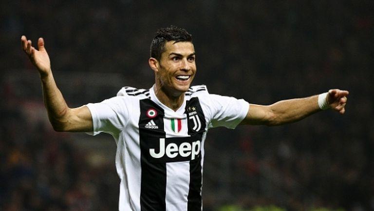 Юве съсече ентусиазма на Милан, Игуаин помогна с пропусната дузпа и червен картон (видео)