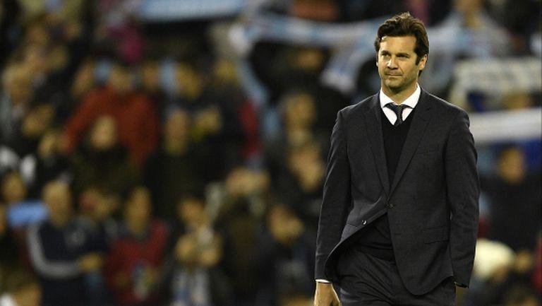 Солари вече е постоянен наставник на Реал Мадрид