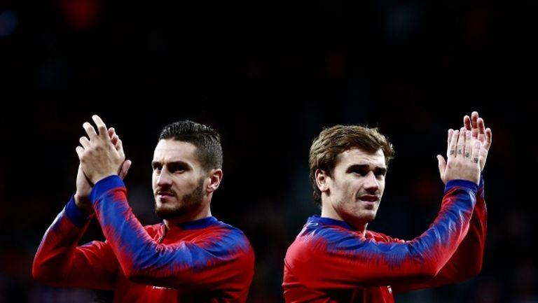Коке се завръща за мача с Барселона
