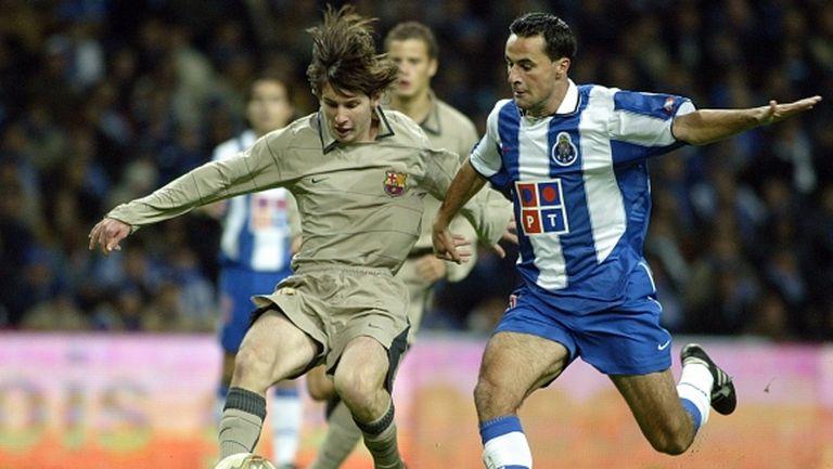 Преди 15 години: Меси дебютира за Барселона