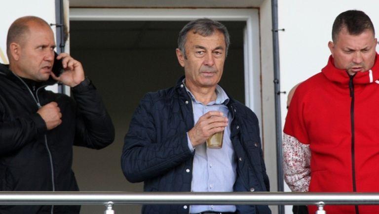 Официално: ЦСКА-София смени целия съвет на директорите