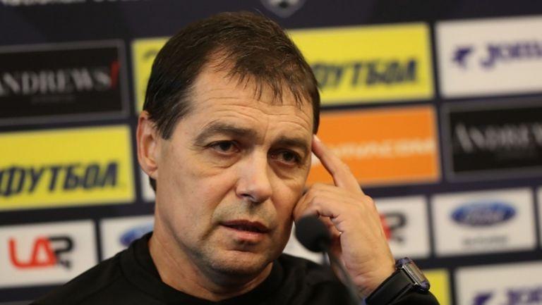 Хубчев обяви кои са най-добрите и каза: Ако направим толкова положения срещу тях, дано влязат поне четири