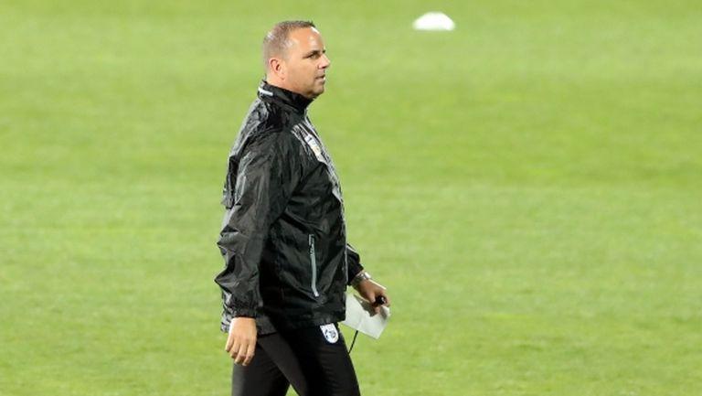 Треньорът на Кипър: България ни изпусна, излизаме за себе си срещу Норвегия