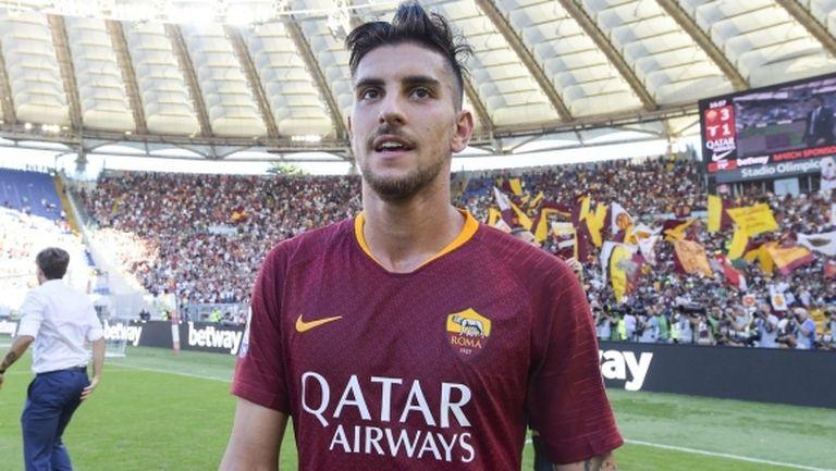 Ман Юнайтед изкушава звезда на Рома с двойно възнаграждение