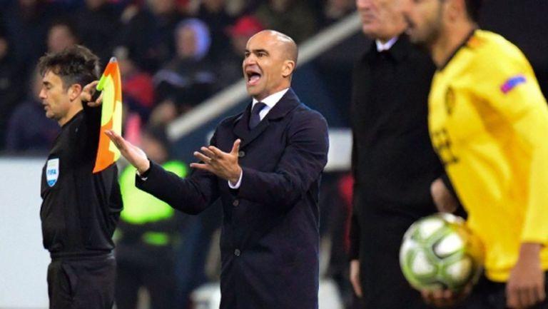 Белгийците не могат да обяснят срива в играта си при загубата от Швейцария