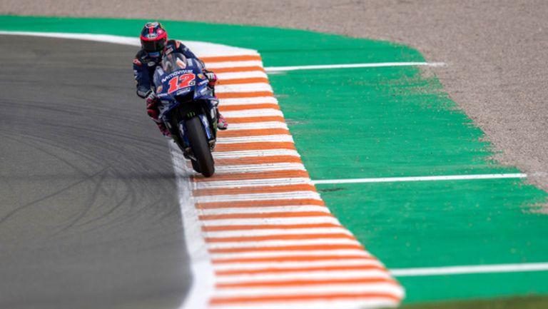 Винялес оглави първия ден от MotoGP теста във Валенсия, Лоренсо – 18-и
