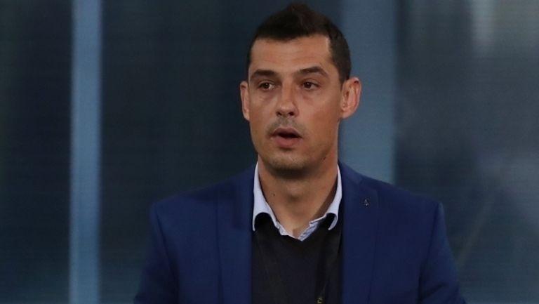 Томаш: Трудно беше да мотивирам отбора за мача с Верея