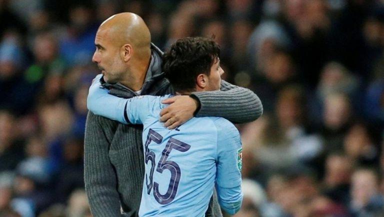 Големият талант на Ман Сити се разбрал с Реал