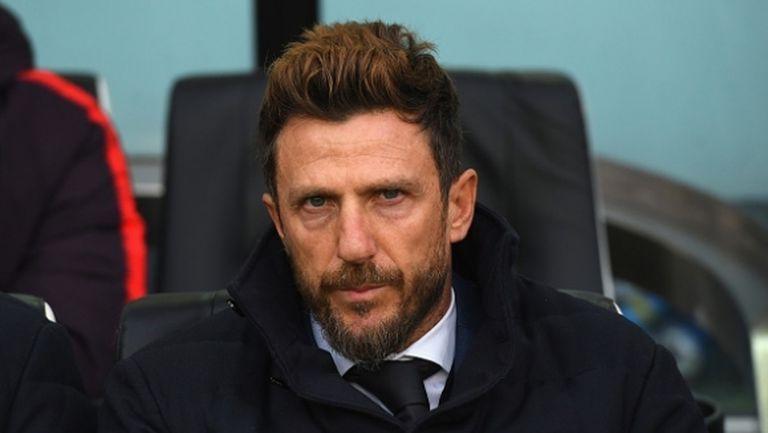 Следващите два мача решават бъдещето на Ди Франческо