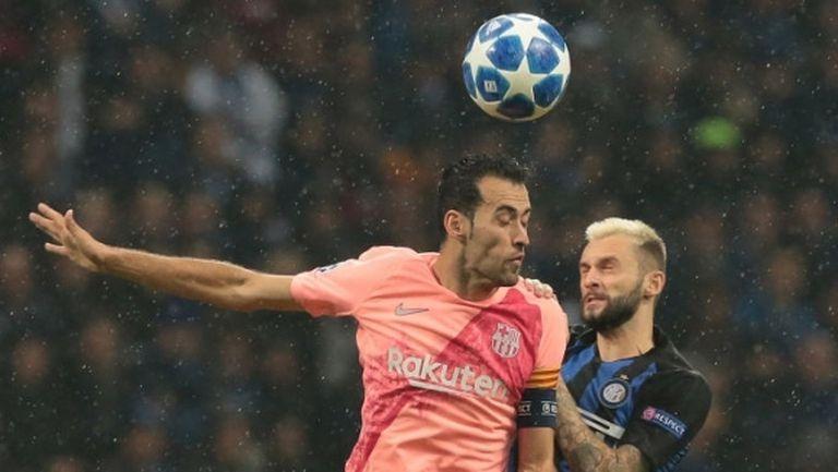 Серхио Бускетс: Не мисля, че някога бих играл в друг отбор