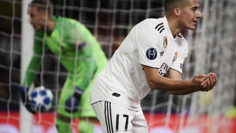 Реал Мадрид удари Рома след силно второ полувреме (видео + галерия)