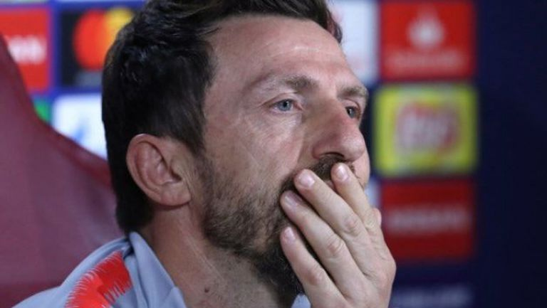 Ди Франческо бесен - посочи големия проблем на Рома
