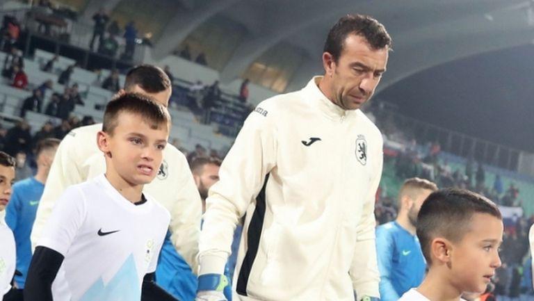 Гошо Петков: Тръгнах си със сълзи от Герена, надявам се да стана Футболист на годината