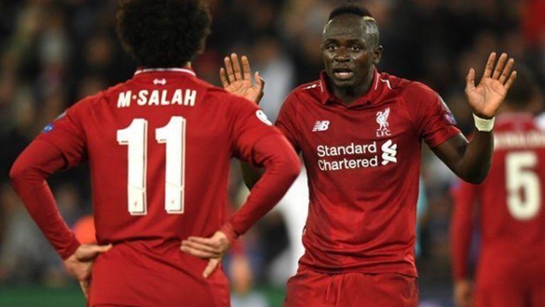 """Звездите на Ливърпул Салах и Мане в спор за """"Футболист на годината на Африка"""""""