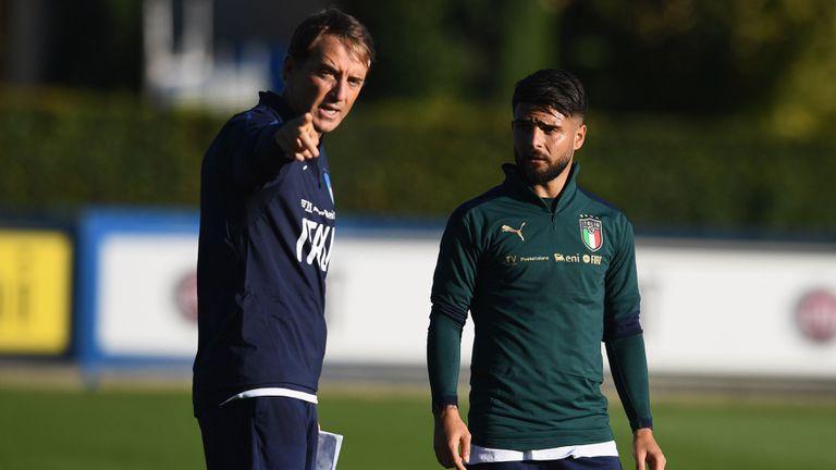 Инсиние: Манчини направи страхотен отбор, всички се забавляваме и се опитваме да играем добър футбол