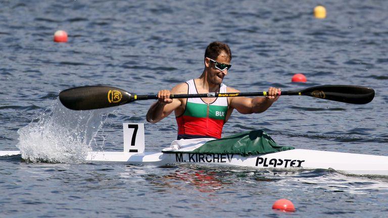 Мирослав Кирчев се класира за полуфиналите на 1000 метра едноместен каяк на СП в Копенхаген