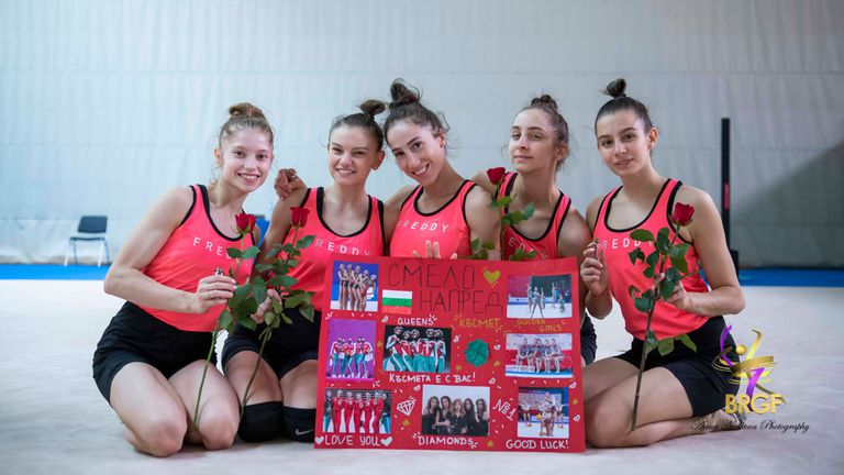 Българските гимнастички тренират пълноценно преди Европейското във Варна