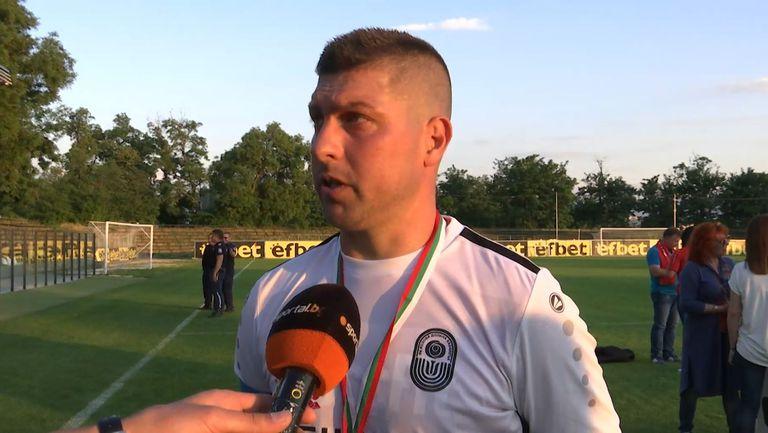 Иво Иванов: Всичко започна като шега, но успяхме да изградим страхотен колектив