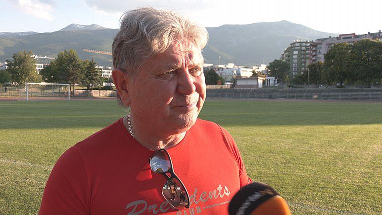 Лъчезар Паланков: Двата гола през първото полувреме решиха мача