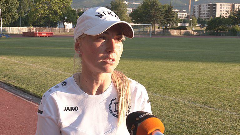 Силвия Радойска: Резултатът ме одовлетворява