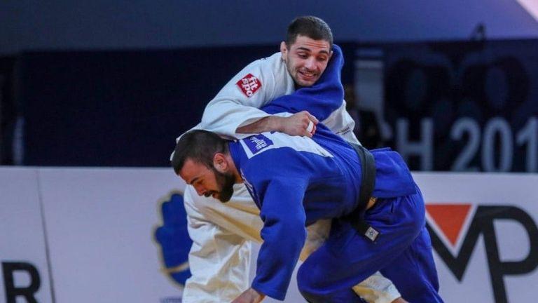 Ивайло Иванов срещу 77 състезатели в категорията си на световното по джудо