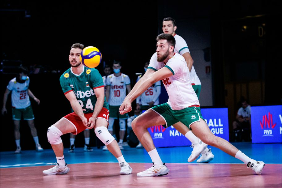 Лига на нациите: България - Иран 0:3