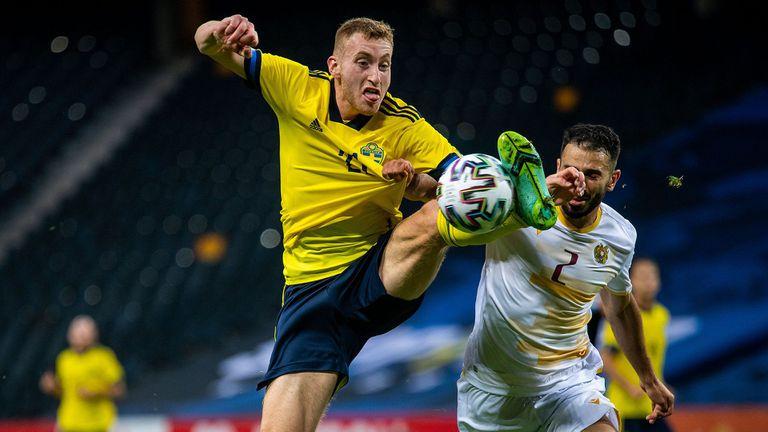 Швеция завърши подготовката за Евро 2020 с пета поредна победа