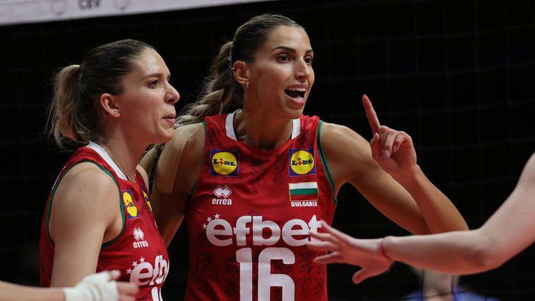 България излиза срещу Чехия в полуфинал на Златната лига в Русе