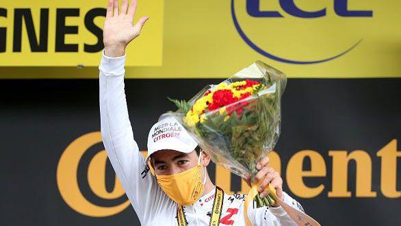 Бен О'Конър спечели поредния етап в Алпите