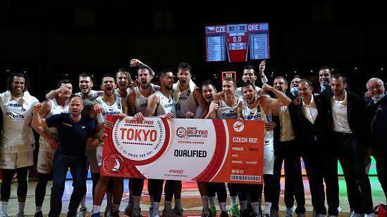 Чехия извади Гърция от игрите в Токио