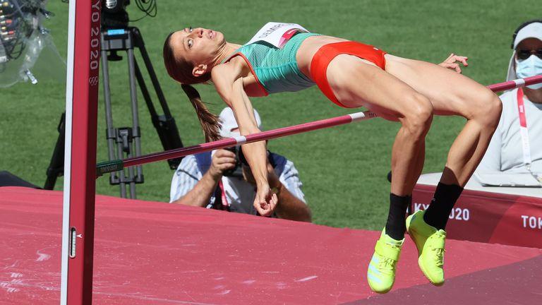 Мирела Демирева показа характер и се пребори за олимпийски финал в скока на височина