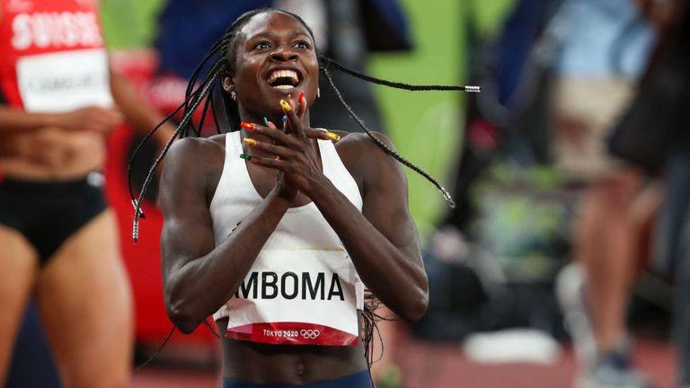 Медалът на Мбома на 200 метра отключи отново темата за тестостерона в атлетиката