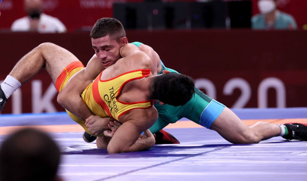 Георги Вангелов ще се бори за бронзов медал