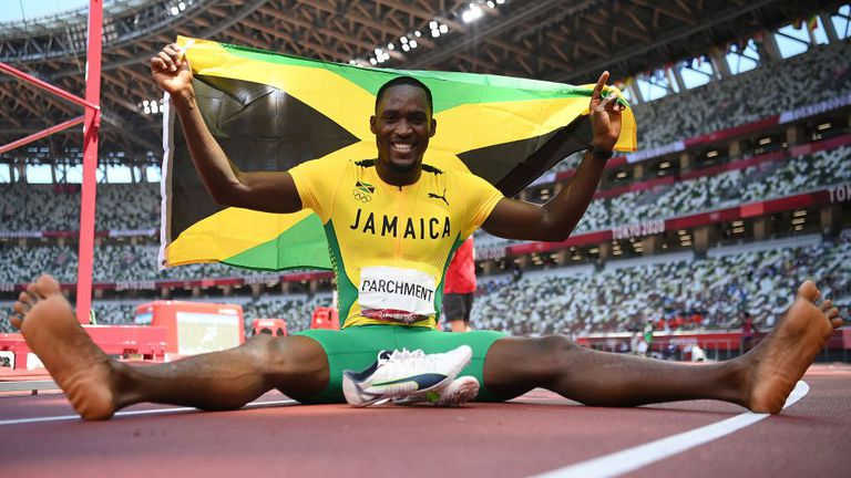Холоуей изпусна олимпийското злато на 110 м/пр, титлата отново е за Ямайка