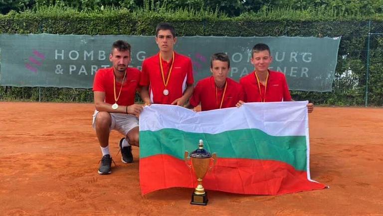 Юношите на България до 16 г. се класираха за участие на Световното първенство