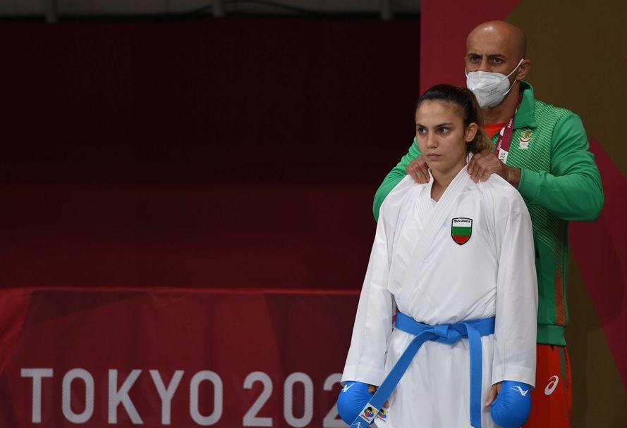 Ивет Горанова на Олимпийските игри в Токио