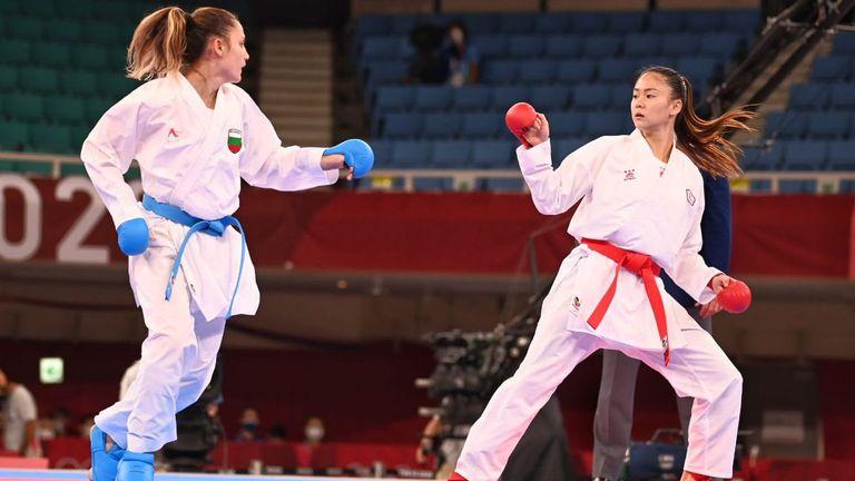Олимпийски финал за Ивет Горанова!