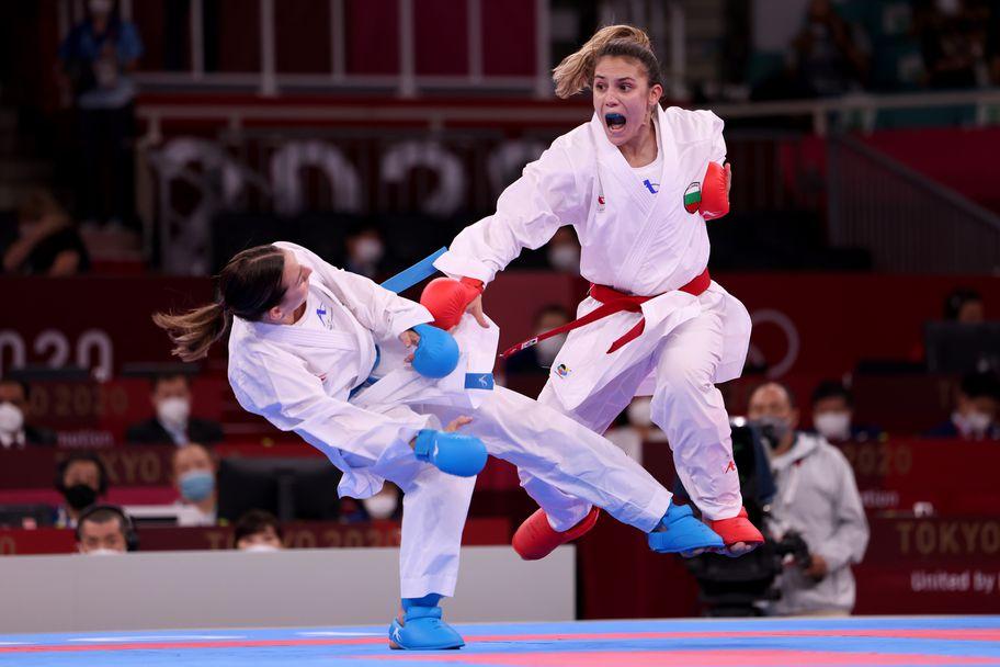 Ивет Горанова на Олимпийски финал в Токио
