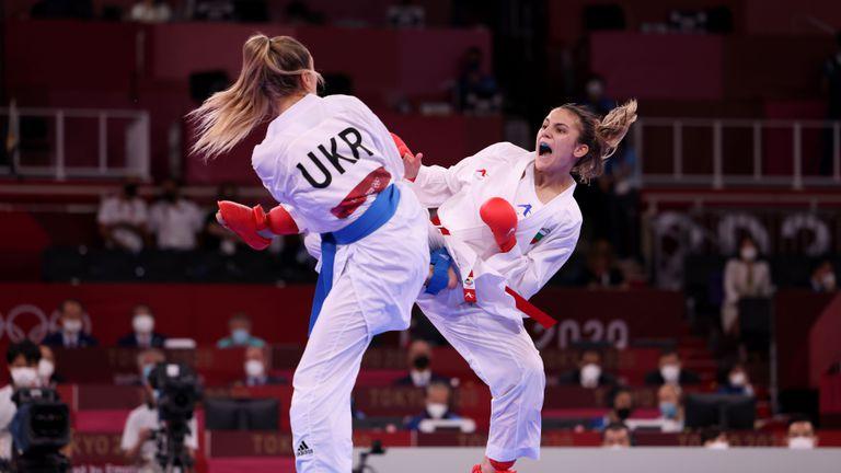Ивет Горанова грабна златния олимпийски медал в Токио 2020