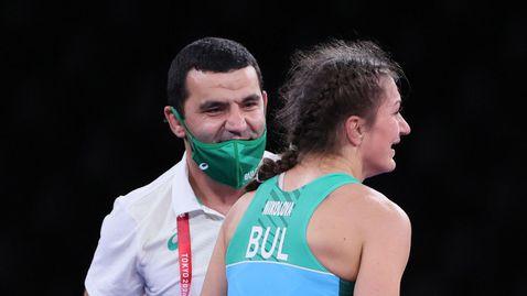 Петър Касабов: Досега не ни се бяха случвали два медала в женската борба