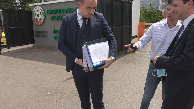 Бербатов внася подписка в БФС, иска конгрес на 21 септември