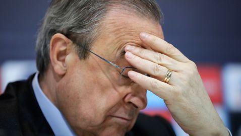 Реал М реагира гневно на новия договор на Ла Лига - Перес е бесен, че никой не му казал