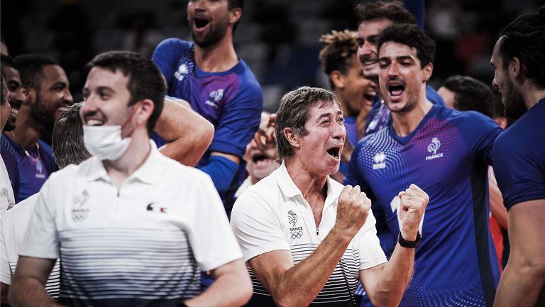 Лоран Тили: Тази победа е огромен подарък за волейбола ни!
